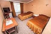Гостиница Риони - двухместный номер