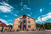 Территория гостиницы - гостиница Риони